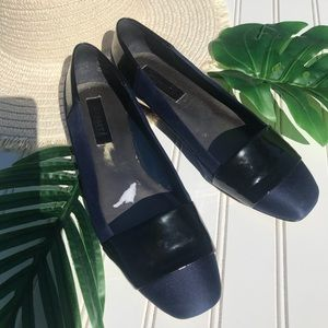 Abaete for Payless Navy  Flats